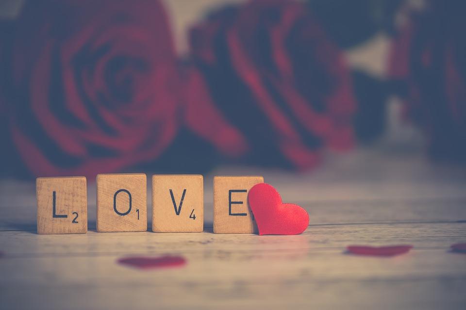 Ik ben verliefd, tot over mijn oren…..