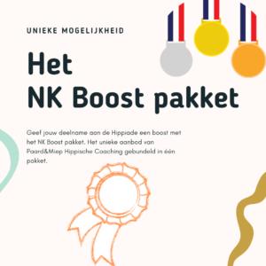 NK Boost pakket