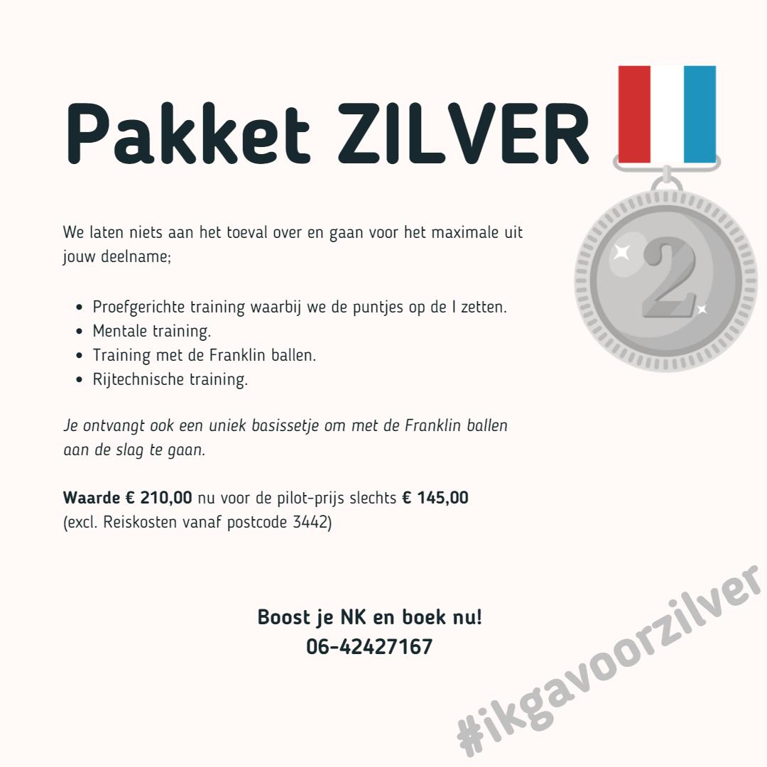 NK Boost pakket Zilver